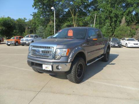 2014 Ford F-150 for sale at Aztec Motors in Des Moines IA