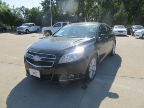 2013 Chevrolet Malibu for sale at Aztec Motors in Des Moines IA