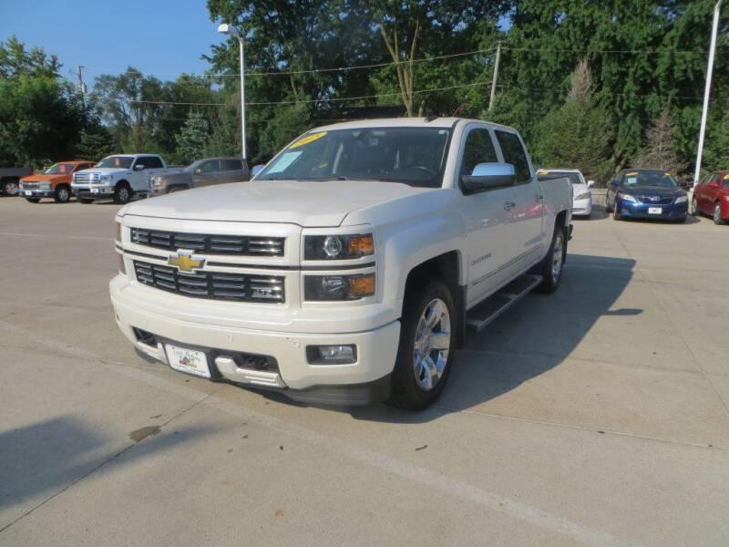 2015 Chevrolet Silverado 1500 for sale at Aztec Motors in Des Moines IA