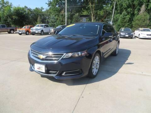 2016 Chevrolet Impala for sale at Aztec Motors in Des Moines IA