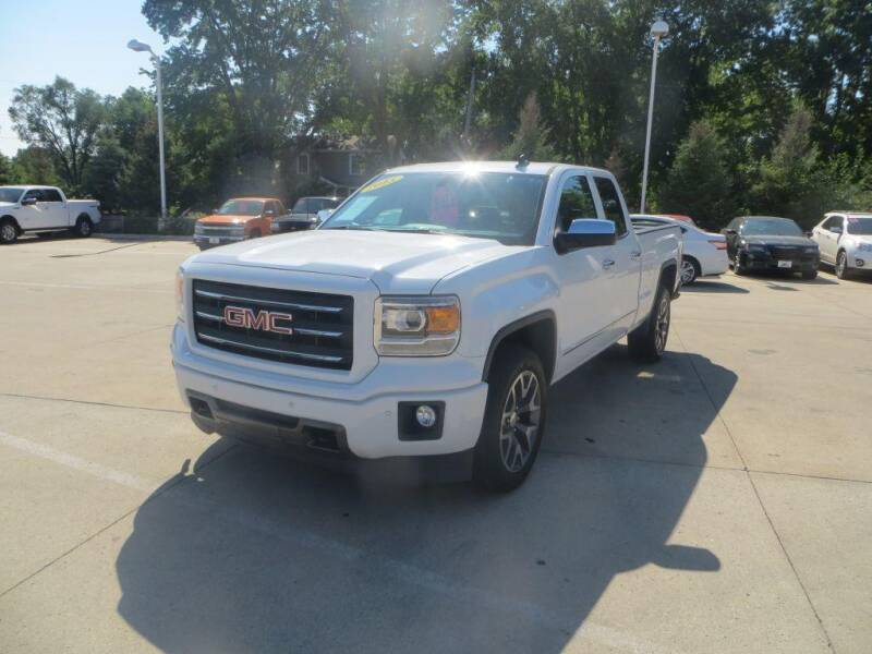 2015 GMC Sierra 1500 for sale at Aztec Motors in Des Moines IA