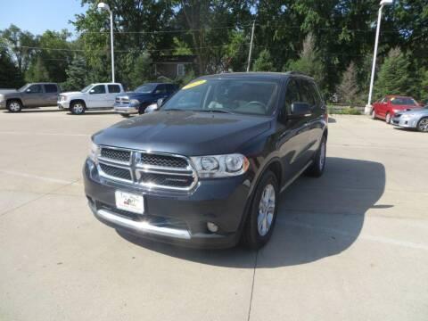 2013 Dodge Durango for sale at Aztec Motors in Des Moines IA
