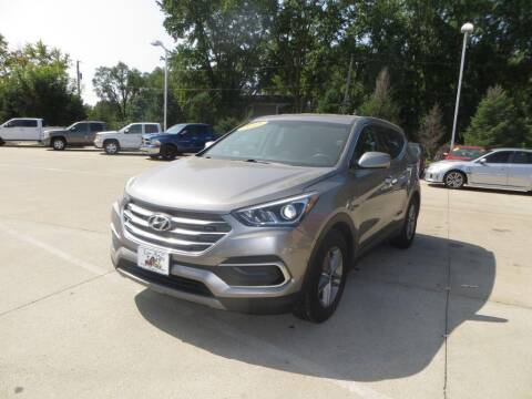 2018 Hyundai Santa Fe Sport for sale at Aztec Motors in Des Moines IA
