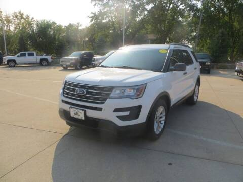 2017 Ford Explorer for sale at Aztec Motors in Des Moines IA