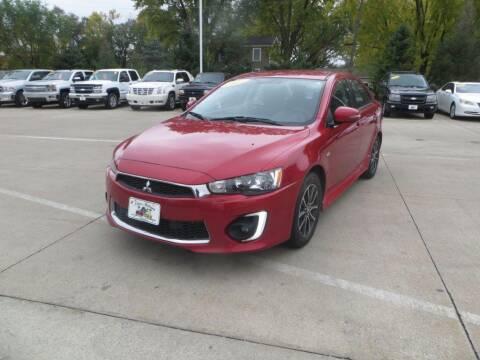 2017 Mitsubishi Lancer for sale at Aztec Motors in Des Moines IA