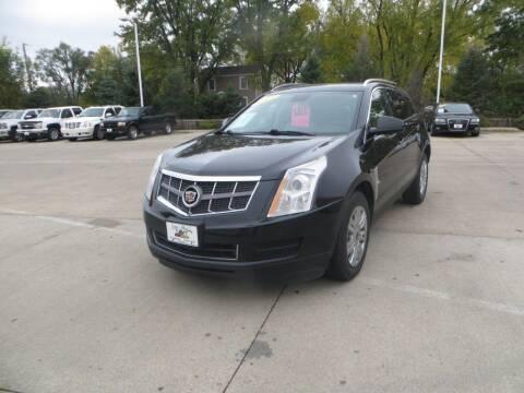 2012 Cadillac SRX for sale at Aztec Motors in Des Moines IA