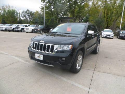 2013 Jeep Grand Cherokee for sale at Aztec Motors in Des Moines IA