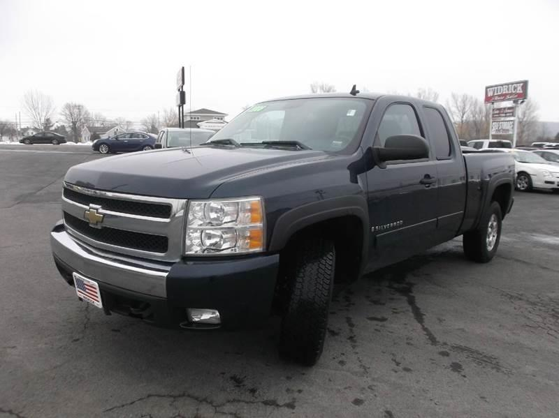 2008 Chevrolet Silverado 1500 4WD LT1 4dr Extended Cab 5.8 ft. SB - Watertown NY
