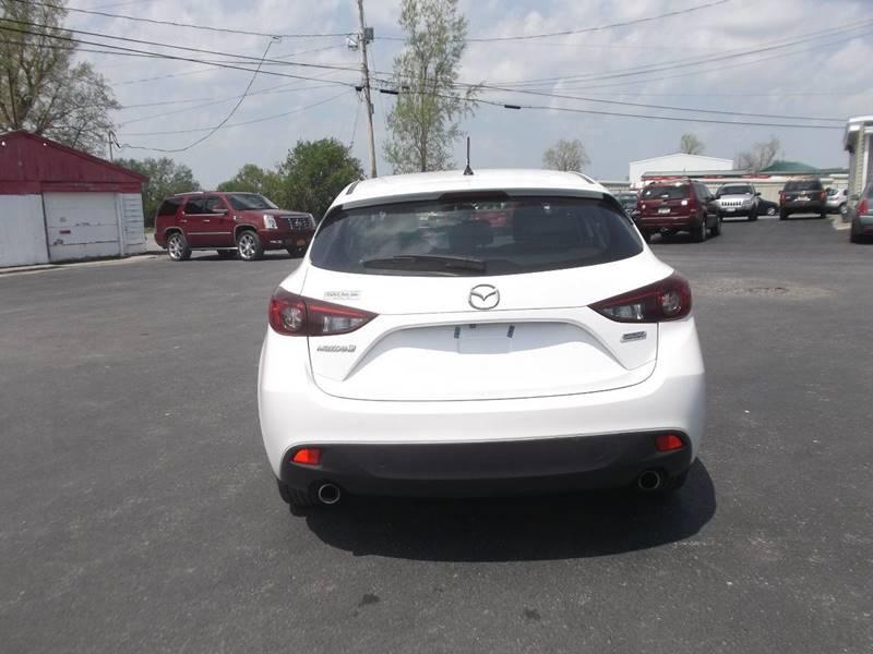 2016 Mazda MAZDA3 i Sport 4dr Hatchback 6A - Watertown NY