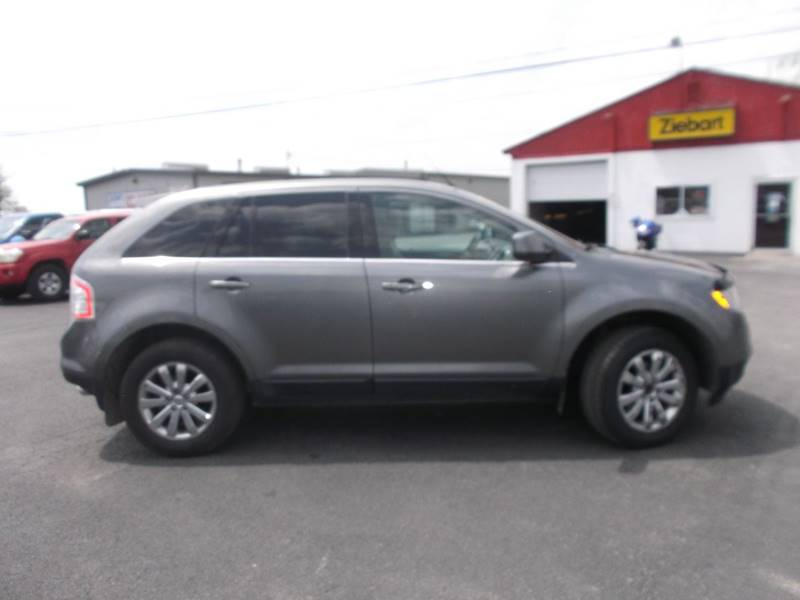 2009 Ford Edge Limited AWD 4dr Crossover - Watertown NY