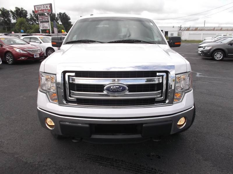 2013 Ford F-150 4x4 XLT 4dr SuperCrew Styleside 5.5 ft. SB - Watertown NY