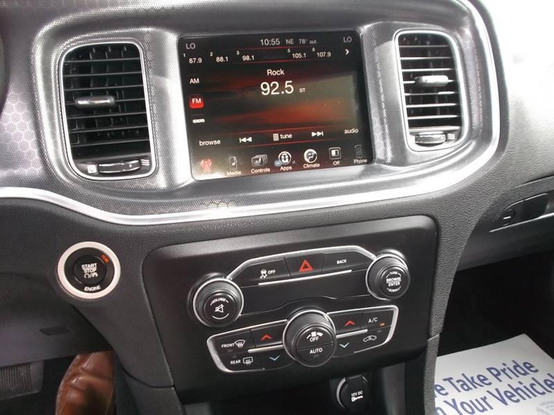 2016 Dodge Charger SXT 4dr Sedan - Watertown NY