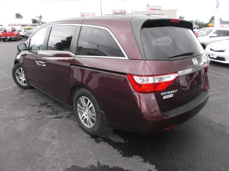 2012 Honda Odyssey EX-L 4dr Mini-Van - Watertown NY