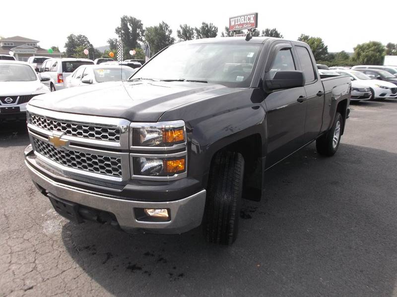 2014 Chevrolet Silverado 1500 4x4 LT 4dr Double Cab 6.5 ft. SB - Watertown NY