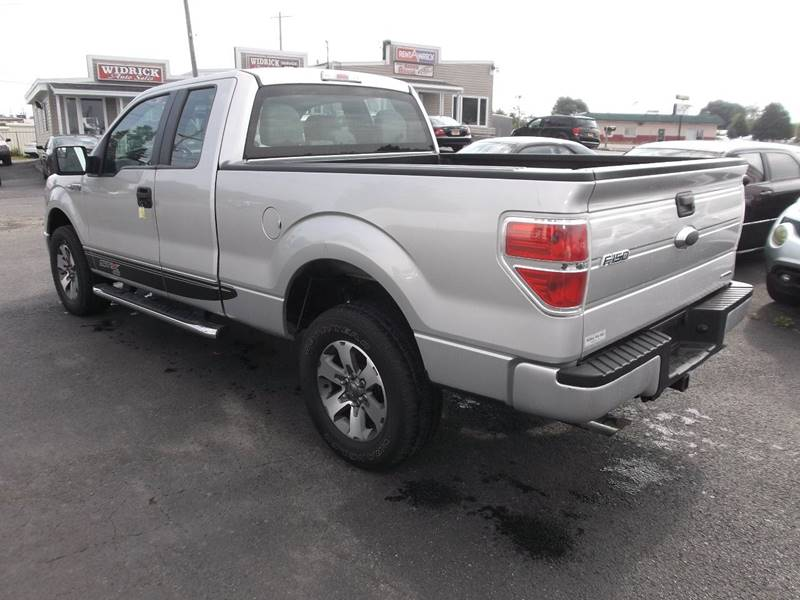 2014 Ford F-150 4x4 STX 4dr SuperCab Styleside 6.5 ft. SB - Watertown NY