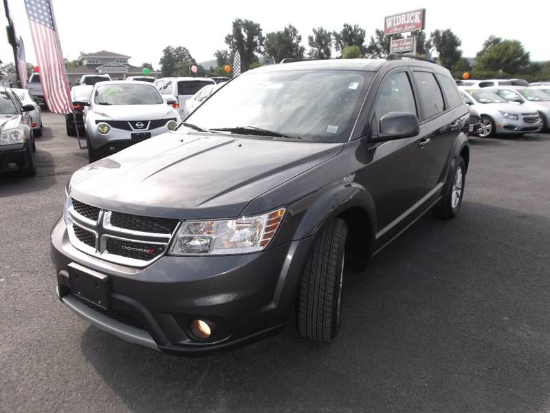 2015 Dodge Journey SXT 4dr SUV - Watertown NY