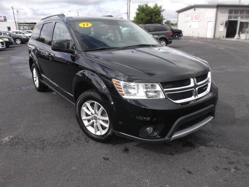 2017 Dodge Journey AWD SXT 4dr SUV - Watertown NY