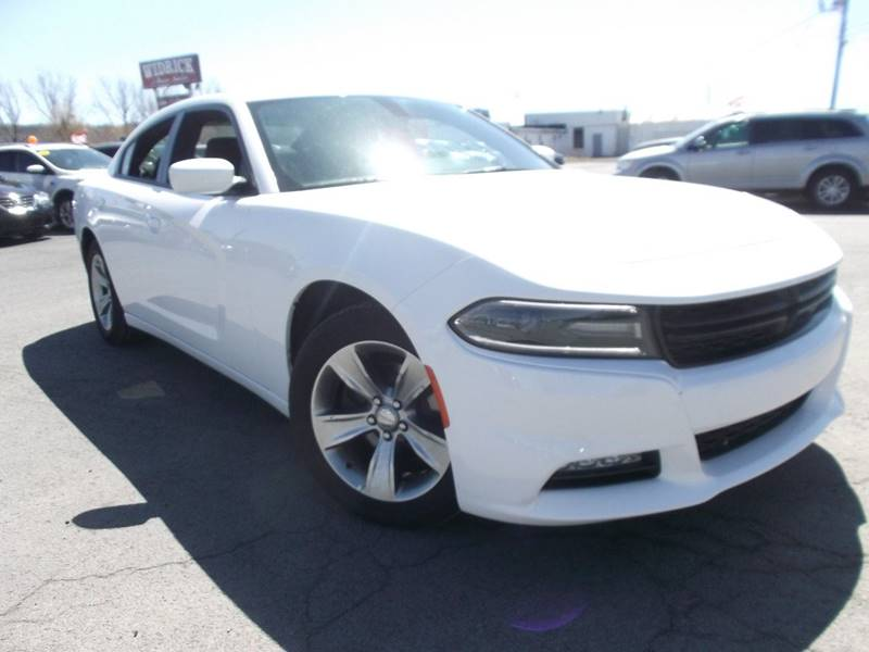 2018 Dodge Charger SXT Plus 4dr Sedan w/Cloth In Watertown NY ...
