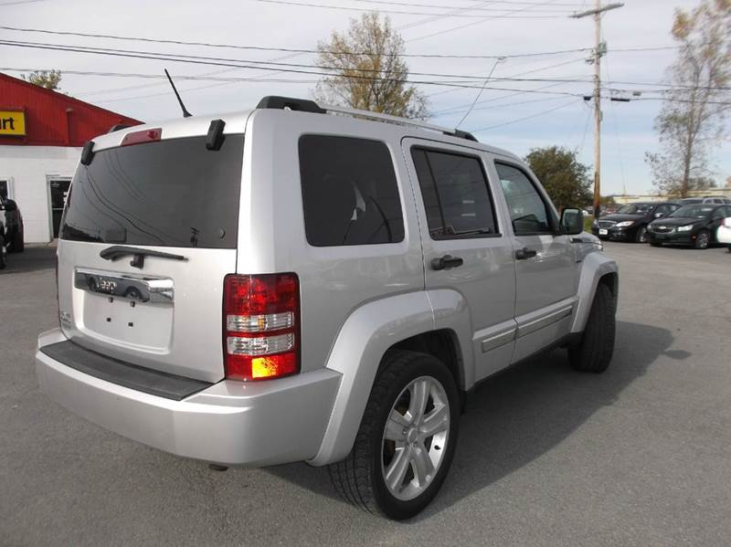 2012 Jeep Liberty Jet Edition 4x4 4dr SUV - Watertown NY