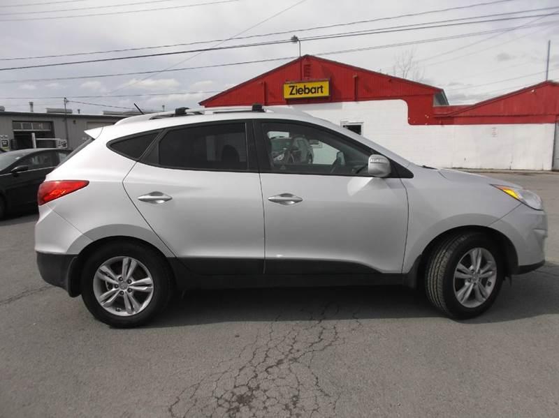 2012 Hyundai Tucson Limited AWD 4dr SUV - Watertown NY