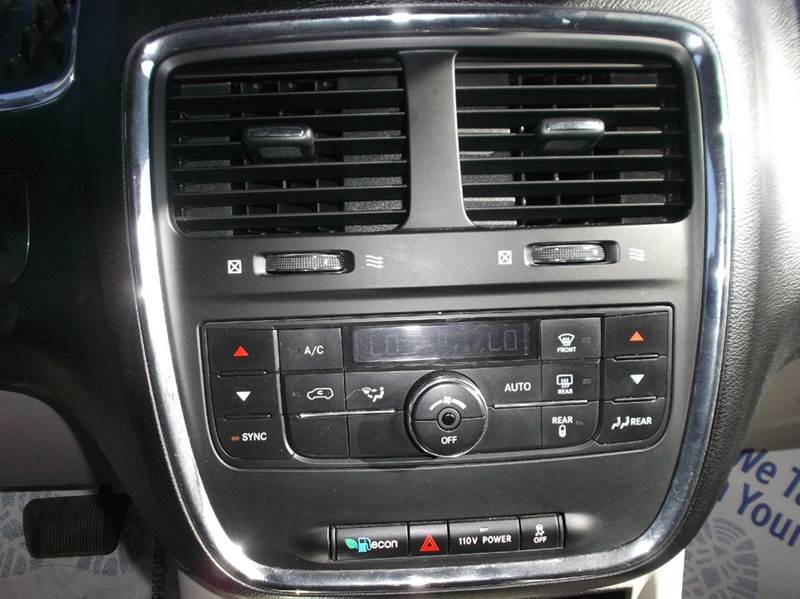 2012 Dodge Grand Caravan Crew 4dr Mini Van - Watertown NY