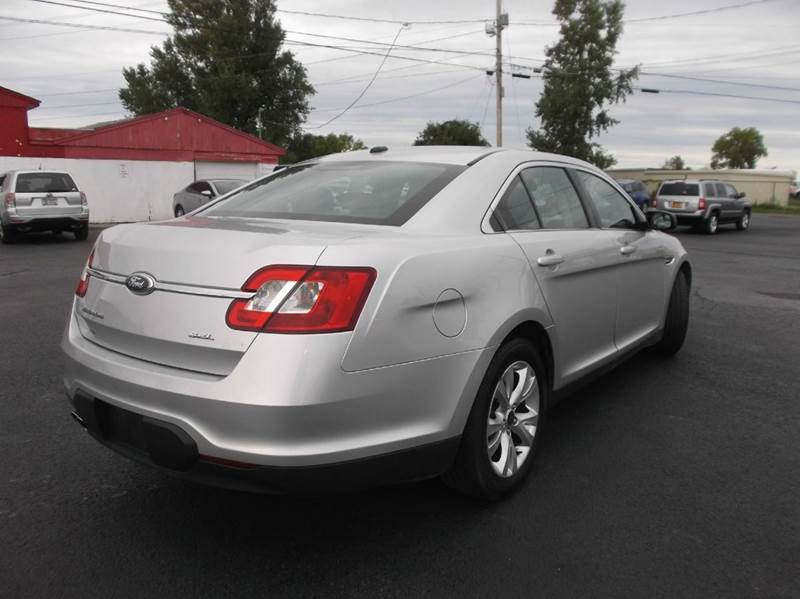 2012 Ford Taurus SEL 4dr Sedan - Watertown NY