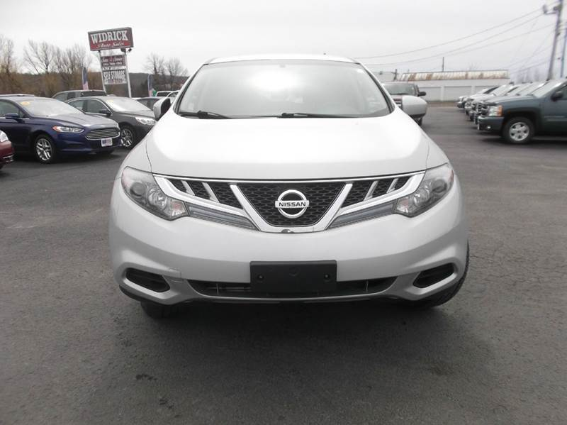 2013 Nissan Murano AWD S 4dr SUV - Watertown NY