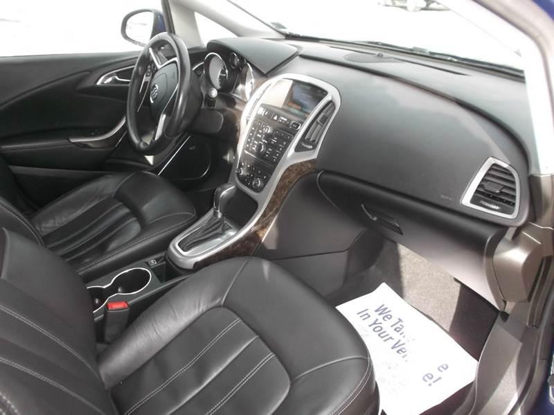 2013 Buick Verano Premium Group 4dr Sedan - Watertown NY