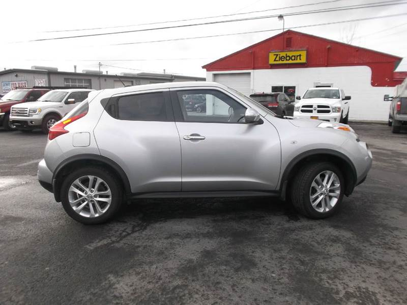 2012 Nissan JUKE AWD SL 4dr Crossover - Watertown NY