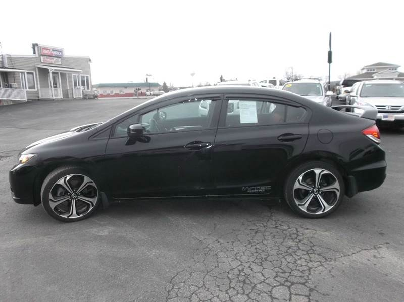 2014 Honda Civic Si 4dr Sedan - Watertown NY