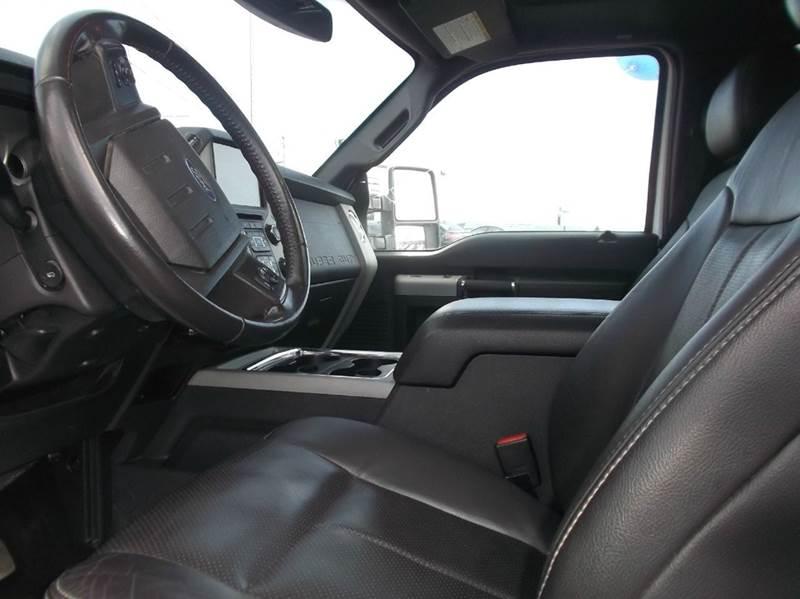 2015 Ford F-350 Super Duty 4x4 Lariat 4dr Crew Cab 8 ft. LB SRW Pickup - Watertown NY