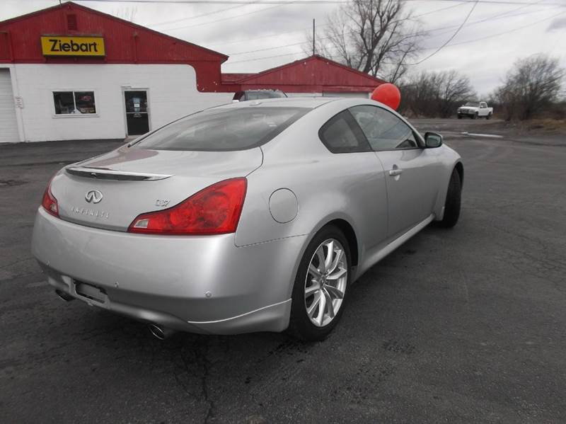 2013 Infiniti G37 Coupe Journey 2dr Coupe - Watertown NY