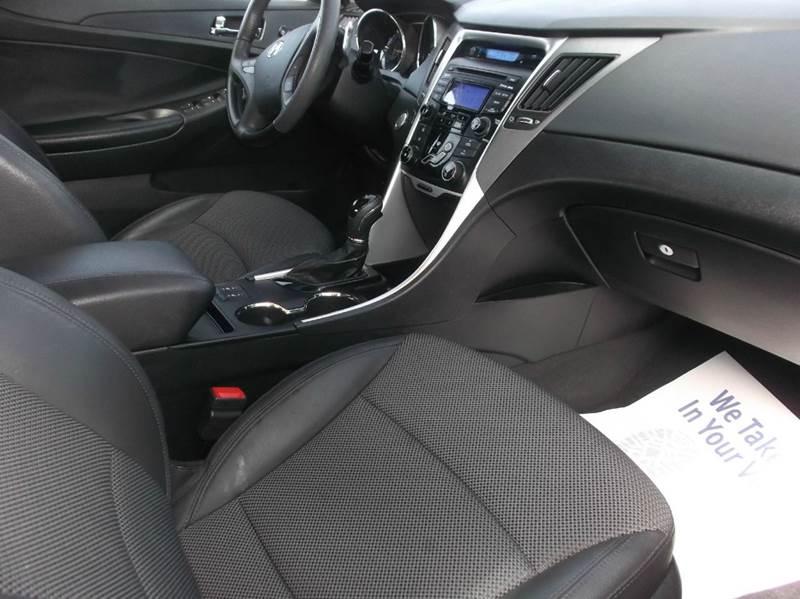 2013 Hyundai Sonata Limited 4dr Sedan - Watertown NY