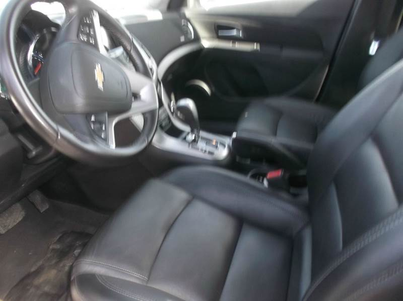 2016 Chevrolet Cruze Limited LTZ Auto 4dr Sedan w/1SJ - Watertown NY