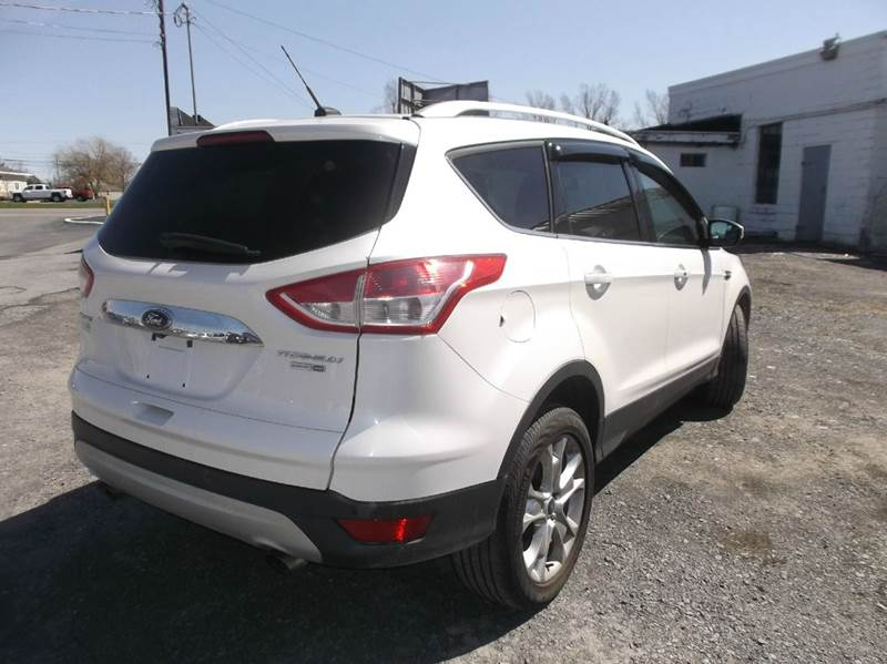 2014 Ford Escape AWD Titanium 4dr SUV - Watertown NY