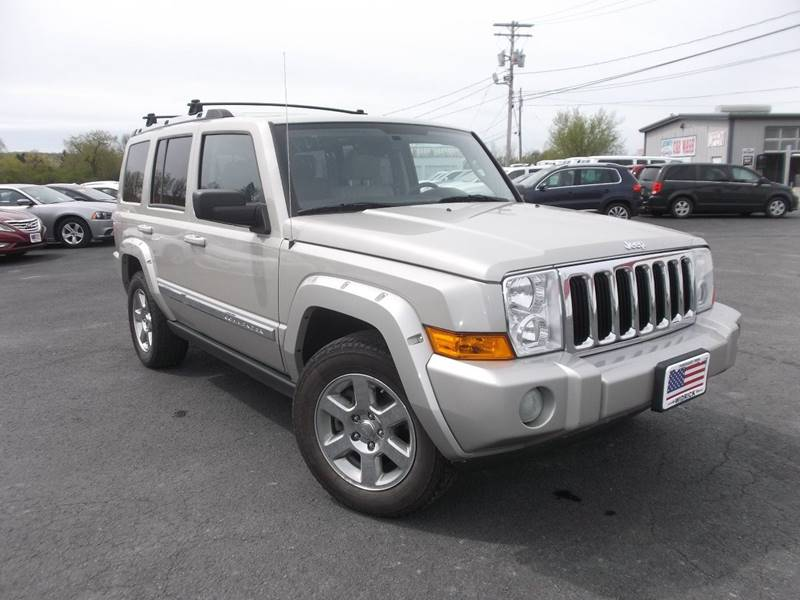 2007 Jeep Commander Limited 4dr SUV 4WD - Watertown NY
