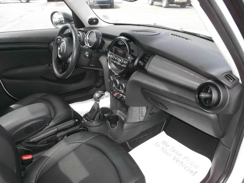 2015 MINI Hardtop Cooper 4dr Hatchback - Watertown NY
