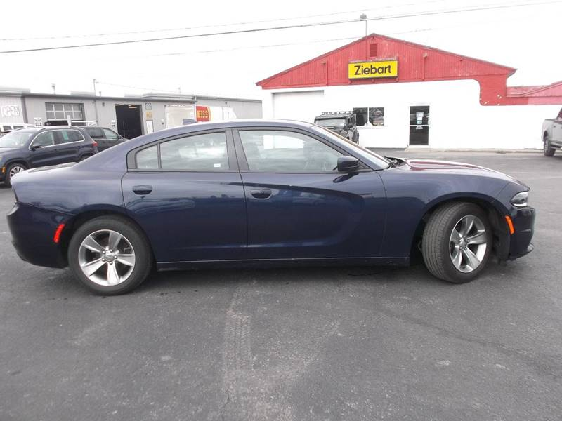 2016 Dodge Charger SXT 4dr Sedan - Watertown NY
