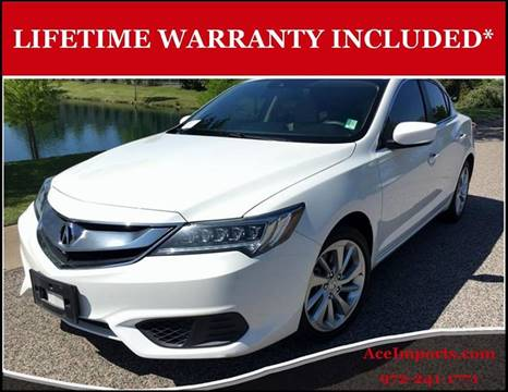 Acura Used Cars Pickup Trucks For Sale Dallas Ace Imports