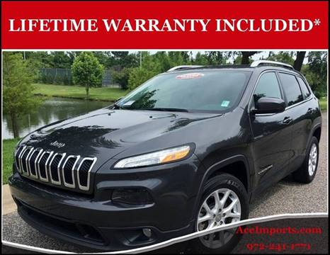 Jeep Cherokee For Sale in Dallas, TX - Ace Imports