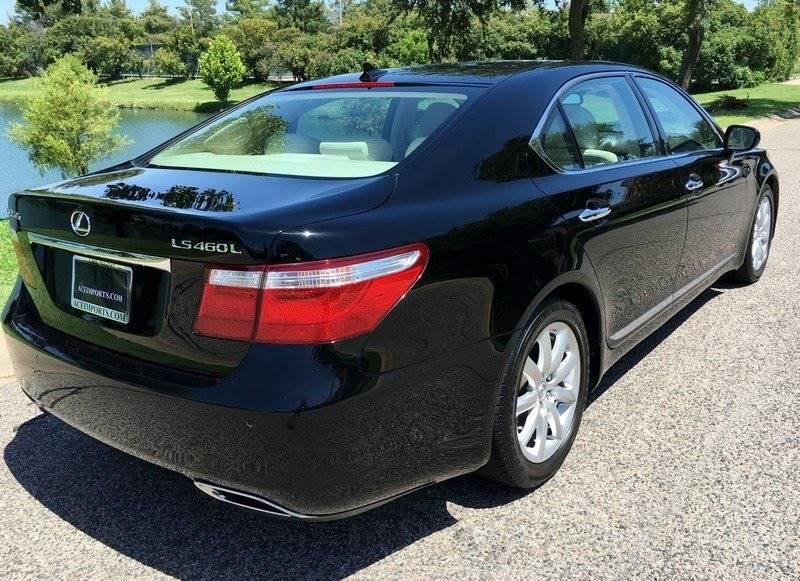 2007 Lexus Ls 460 L NAVIGATION In Dallas TX Ace Imports – Lexus Ls 460 Fuse Box