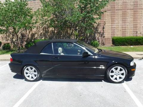 2003 BMW 3 Series for sale at JON DELLINGER AUTOMOTIVE in Springdale AR