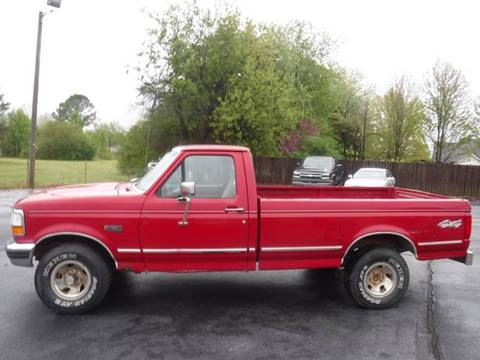 1994 Ford F-150 for sale in Springdale, AR