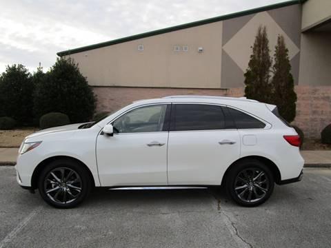 2017 Acura MDX for sale in Springdale, AR