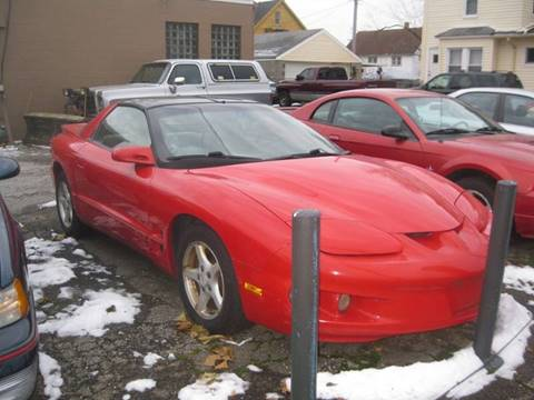 2001 Pontiac Firebird for sale in Cleveland, OH