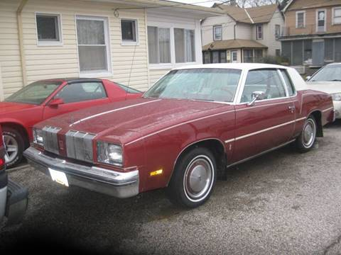 Oldsmobile Cutlass Supreme For Sale in Cleveland, OH - S & G