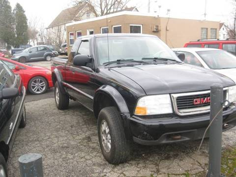 2002 GMC Sonoma for sale in Cleveland, OH