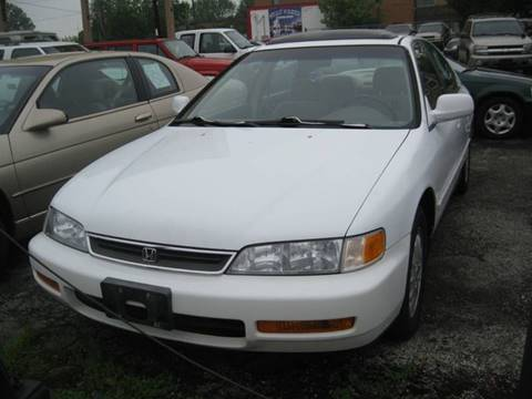 1997 Honda Accord for sale in Cleveland, OH