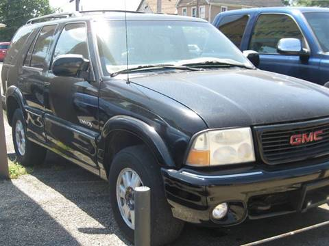 2000 GMC Envoy for sale in Cleveland, OH