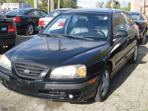 2005 Hyundai Elantra for sale in Cleveland, OH